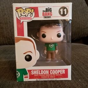 Sheldon Cooper Pop! Figure from Big Bang Theory